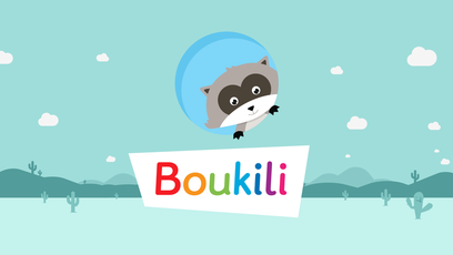 Jeu - Boukili, l'application