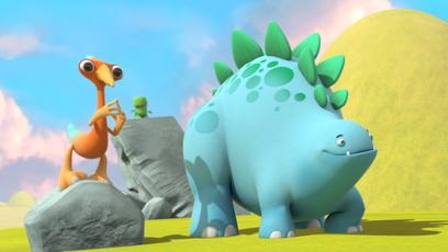 Universe image Dinopaws