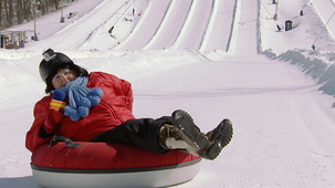 Vidéo - Mini Weather Forecast (Winter): Snow Tubing