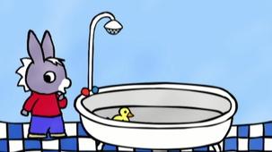 Vidéo - Le bain de Trotro
