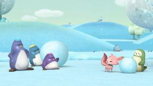 Vidéo - Jeux de neige