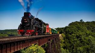 Vidéo - Top 4: Train Tours