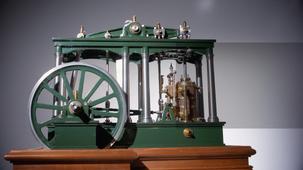 Vidéo - La machine à vapeur à balancier
