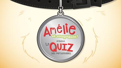 Site web - Quiz d'Amélie