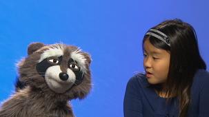 Vidéo - Gaston et les enfants : Animaux sauvages - Olivia