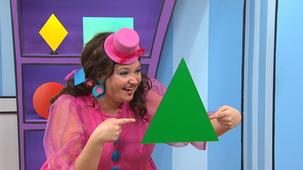 Vidéo - Miss Topé découvre : Le triangle