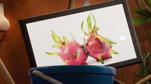 Vidéo - Mission : fruits et légumes - Le fruit du dragon ou le cactus mangeable