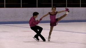 Vidéo - Bryan, Roxanne - le patinage en couple