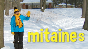 Vidéo - Winter Reading: Mitaine
