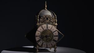 Vidéo - L'horloge lanterne