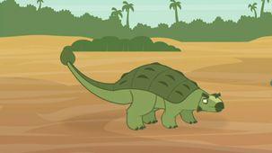 Vidéo - Je suis un pinacosaure