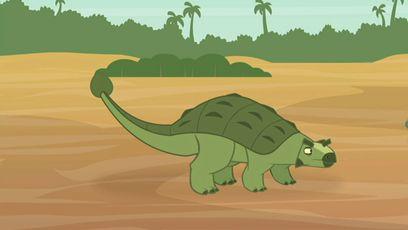 Universe image Je suis un dinosaure