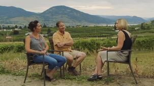 Vidéo - Dylan and Pénélope Roche: Owners, Roche Wines
