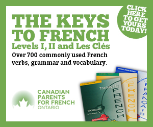 The keys to French