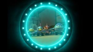 Vidéo - Trois pilotes et un robot