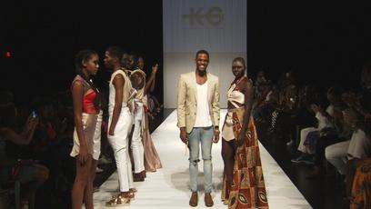 Vidéo - Mode africaine
