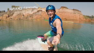 Vidéo - Wakeboarding in Thailand: Check!