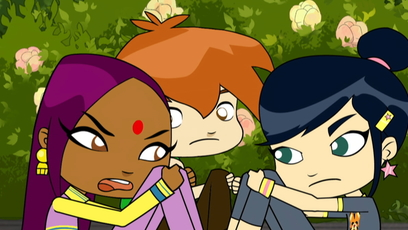 You can watch other episodes of Sally Bollywood..