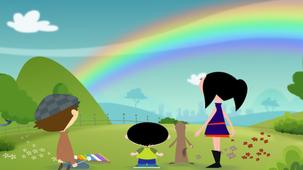 Vidéo - Atteindre l'arc-en-ciel !