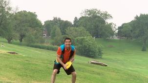 Vidéo - C'est l'été : Le frisbee
