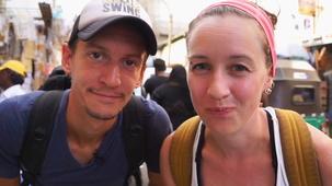 Vidéo - The Selfie Race (With Alex and MJ)