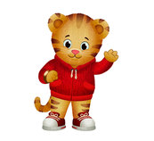 Personnage Daniel Tiger's Neighborhood.