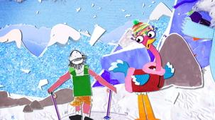 Vidéo - Olive et l'abominable homme des neiges