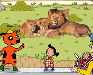 Site web - Que mangent les animaux sauvages?