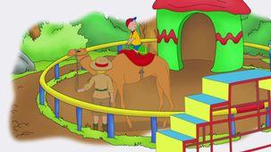 Vidéo - Caillou's Camel Ride