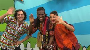 Vidéo - Guests: Wesli sings Il était une bergère