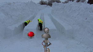 Vidéo - Le parc à neige