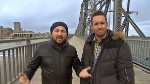 Vidéo - Improtéine: Introducing Franco-Ontarians to Quebecers