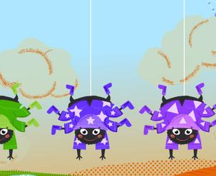 Site web - Le yo-yo araignée