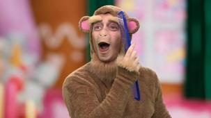Vidéo - Un joli singe