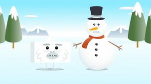 Vidéo - L'abominable homme des neiges