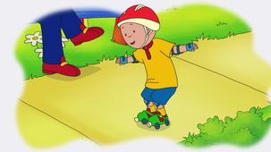 Vidéo - Caillou Roller Skates
