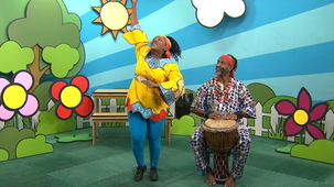 Vidéo - Dance to the Djembe: Sun Greeting