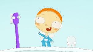 Vidéo - Le jour où Henri a rencontré une brosse à dents