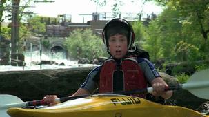 Vidéo - Colin - Kayaking