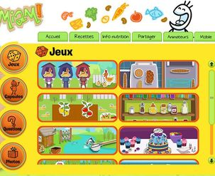 Site web - Miam!