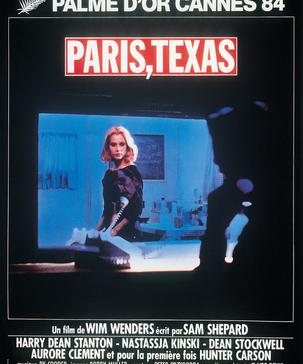 Vidéo - Paris, Texas