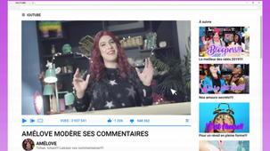 Vidéo - #Amélove | Amélove modère ses commentaires