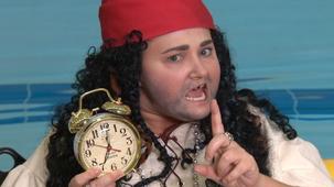 Vidéo - Le pirate raté : Réveille-matin