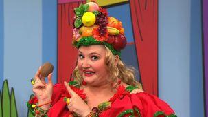 Vidéo - Madame Fruitée Dances: Kiwi