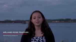 Vidéo - Mélanie Rose Frappier