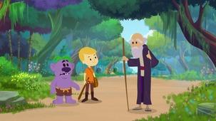 Vidéo - Cédric et le Maître des potions