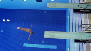 Vidéo - Catherine - le plongeon