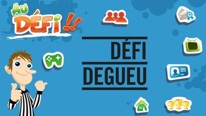 Site web - Défi Dégueu
