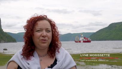 Vidéo - Lyne Morissette, Scientist