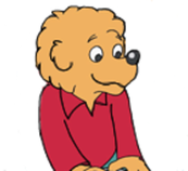 Personnage The Berenstain Bears.